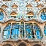 Casa Batllo, Barcelona, Spain.