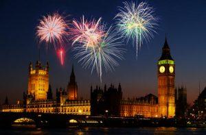 Diario di Viaggio: Capodanno a Londra!