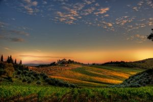 Le colline del Chianti