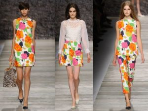 Moda Primavera-Estate 2014: I single si vestono di colore