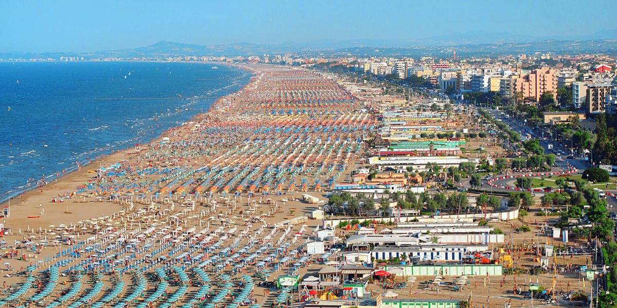 Matrimonio Spiaggia Riviera Romagnola : Riviera romagnola per single speed vacanze