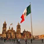 El Zócalo a Città del Messico_resized