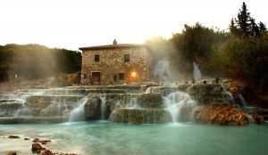 Saturnia week end nel benessere