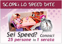 Scopri lo Speed Date - SpeedDate